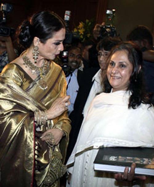 Rekha and Jaya Sweet Still