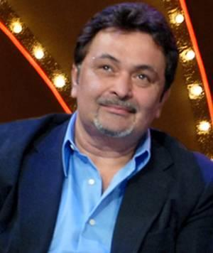 Rishi Kapoor Sweet Smiling Pic