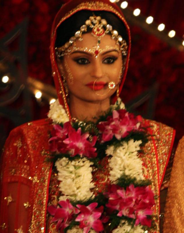 Dimpy Mahajan Wedding Photo