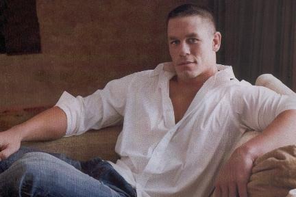 Wrestler John Cena Photo