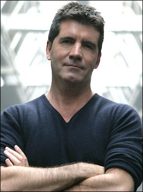 Simon Cowell Cool Pic