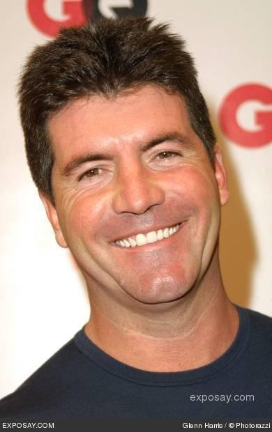 Simon Cowell In National Television Awards