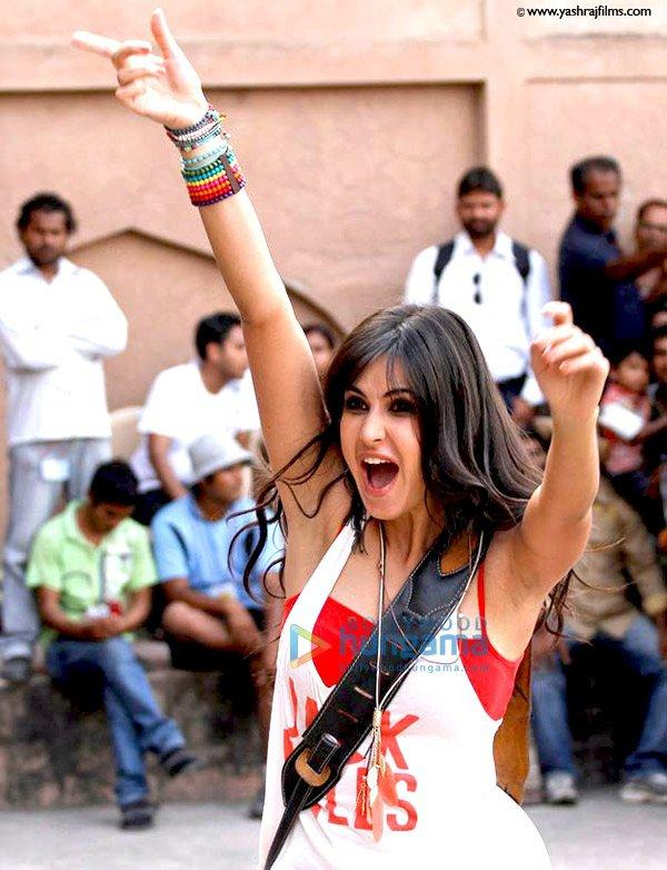 Katrina Kaif Latest Cute Pic In Mere Brother Ki Dulhan