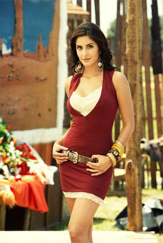 Most Beautiful Lady Katrina Kaif Awesome Stylist Pic