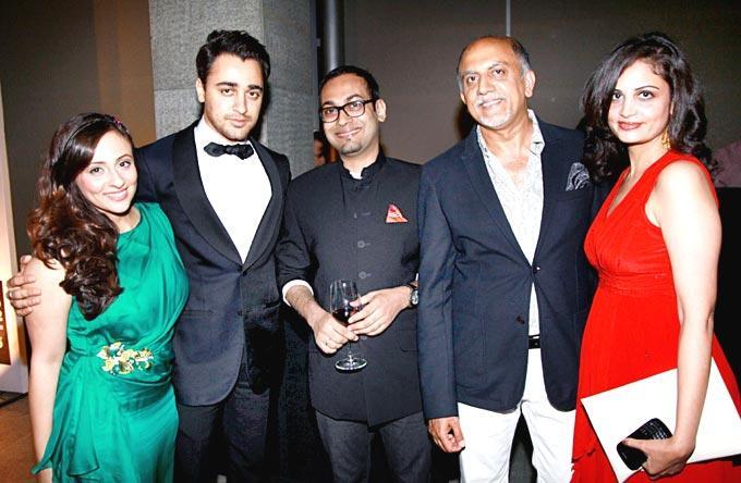 Celebs at GQ Best Dressed Men 2012 Magazine Event
