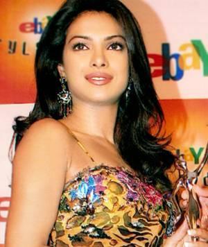 Priyanka Chopra On Ebay Promo
