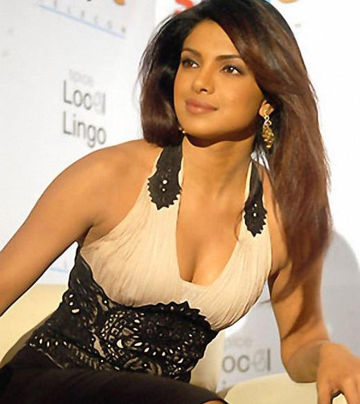 Priyanka Chopra Nice Smiling Pic