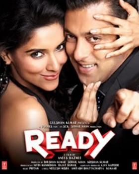 Asin and Salman In Ready Wallpaper