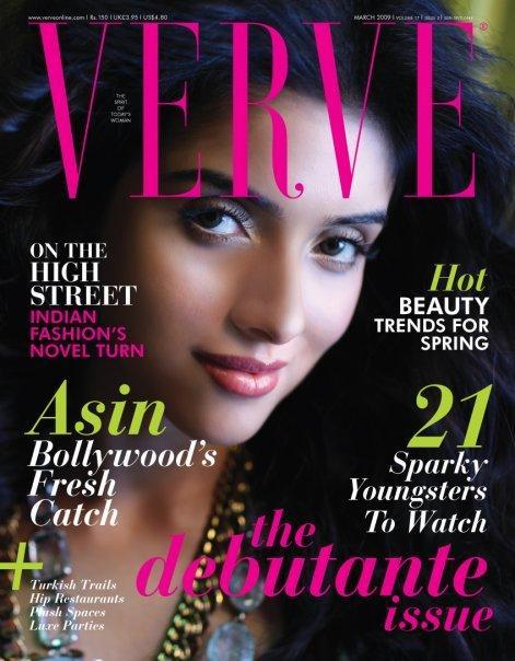 Asin Thottumkal Verve Magazine Still