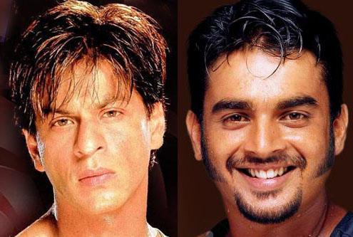 Shahrukh And R Madhavan Photo