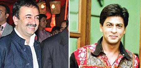 Shahrukh And RajKumar Hirani Photo