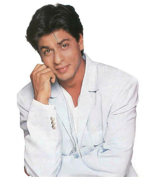 Shahrukh Khan Cute Smiling Pic