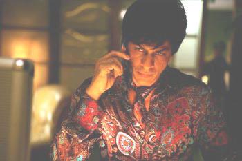 Shahrukh Khan In Don
