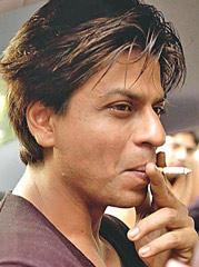 Shahrukh Smoking Cigarette Stills