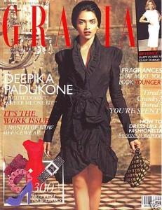 Deepika Padukone Grazia Magazine Still
