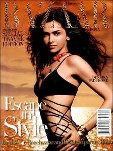Sexiest Deepika Padukone Bazaar Magazine Pic