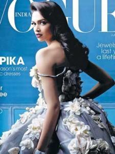 Sizzling Deepika Padukone Vogue Magazine Still