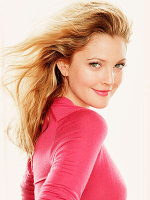 Drew Barrymore Cute Sexy Face Look Still