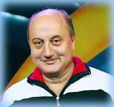 Anupam Kher Sweet Smile Pic