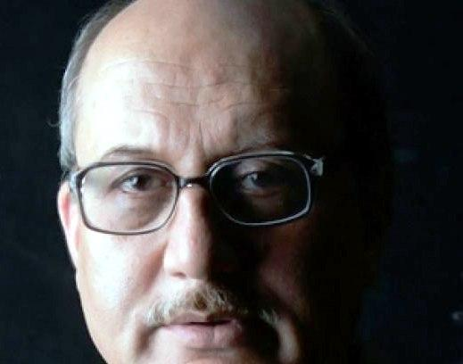 Bollywood Actor Anupam Kher Pic