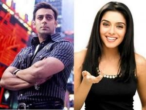 Asin And Salman Khan Photo