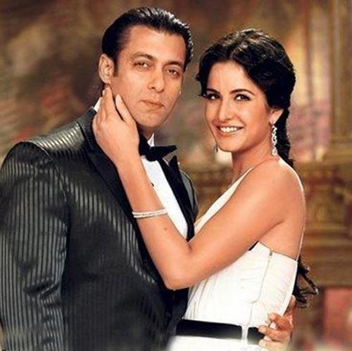 Salman Khan With Katrina Kaif Cool Stills