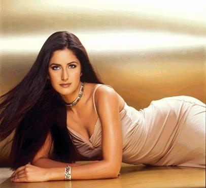 Katrina Kaif Deep Cleavages Show Spicy Pic