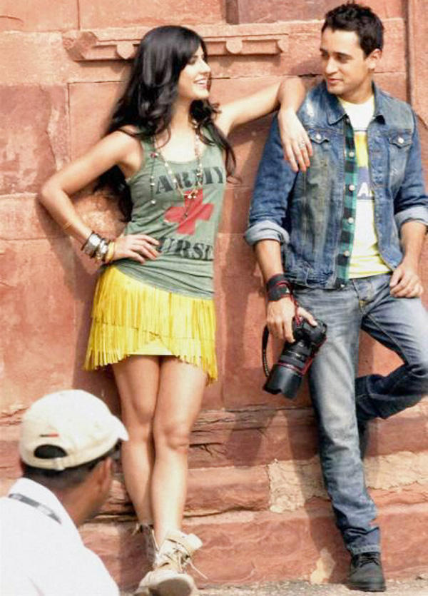 Katrina Kaif in Movie Mere Brother Ki Dulhan photo