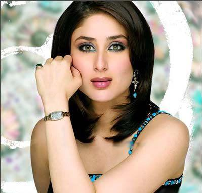 Kareena Kapoor Attractive Beauty Face Look Pic