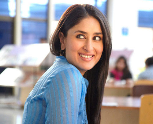 Kareena Kapoor Cute Smile Pic In Bodyguard