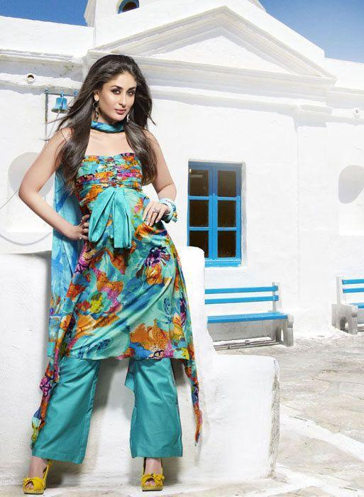 Kareena Kapoor Sexy Still In Salwar Suit