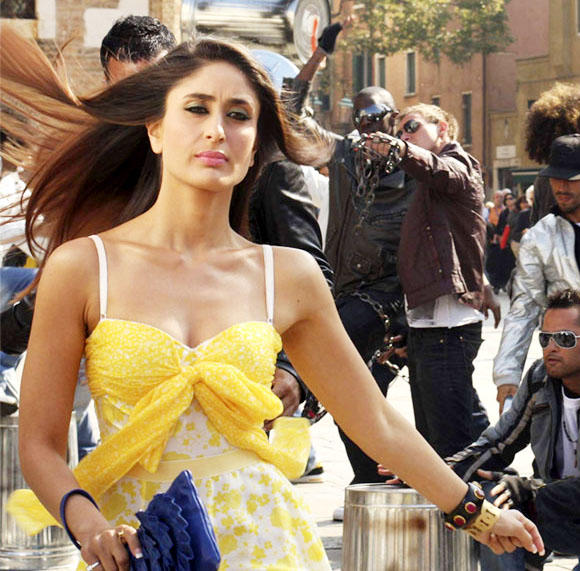 Kareena Kapoor Stunning Hot Pic In Kambakht Ishq