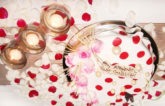 Sonakshi Sinha Birthday Cake
