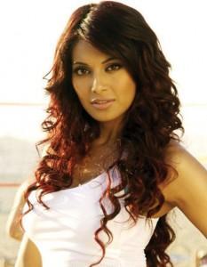 Bipasha Basu Curly Hair Nice Pic