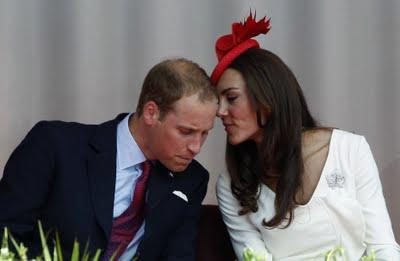 Kate Middleton and William Discussion Still
