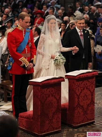 Prince William and Kate Middleton Wedding Image