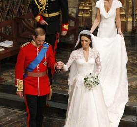 Prince William and Kate Middleton Wedding Pic