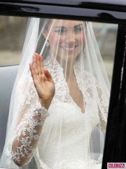 Princess Kate Middleton Wedding Pic