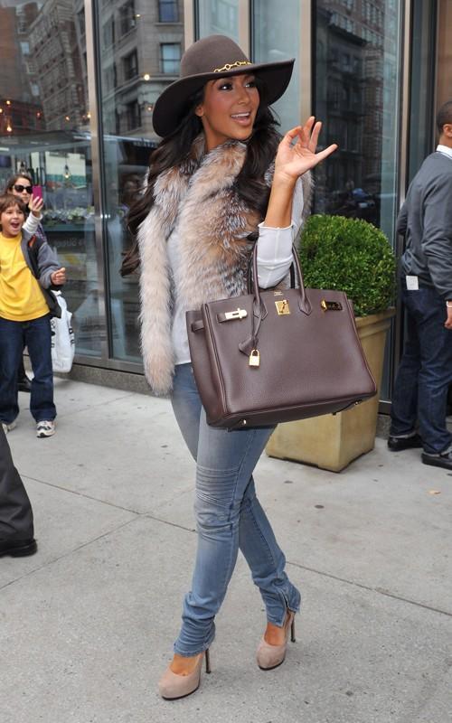 Stylist Kim Kardashian Still