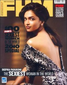 Deepika Padukone Fhm Magazine Still