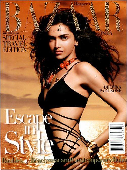 Deepika Padukone Magazine Still