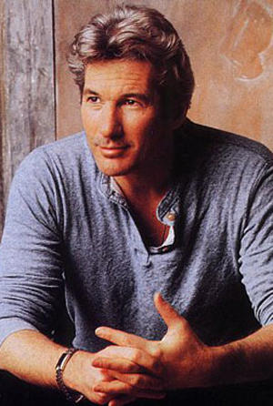 Hollywood Actor Richard Gere Nice Pic