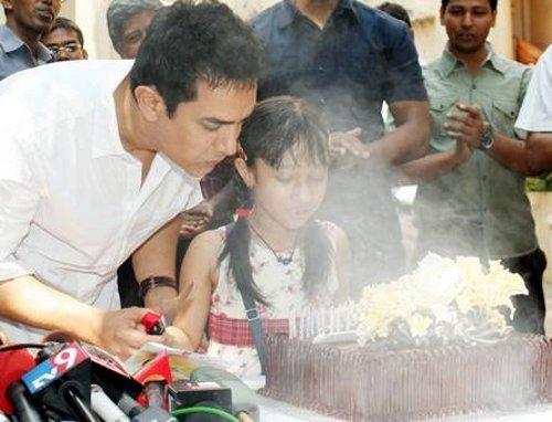 Aamir Khan Birthday Pic