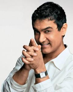 Aamir Khan Cute Look Photo
