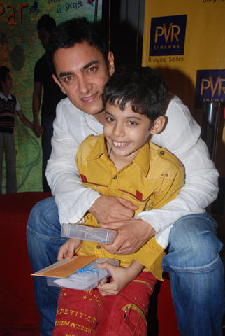 Aamir Khan at the PVR