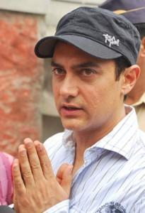 Aamir Khan Stunning Photo at Election