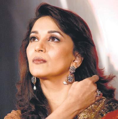 Dancing Expert Madhuri Dixit Photo