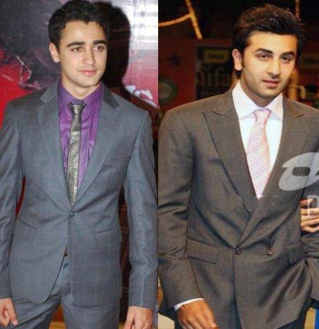 Imran Khan And Ranbir Photo