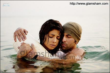 Ranbir With Priyanka Hot Scene In Anjaana Anjaani