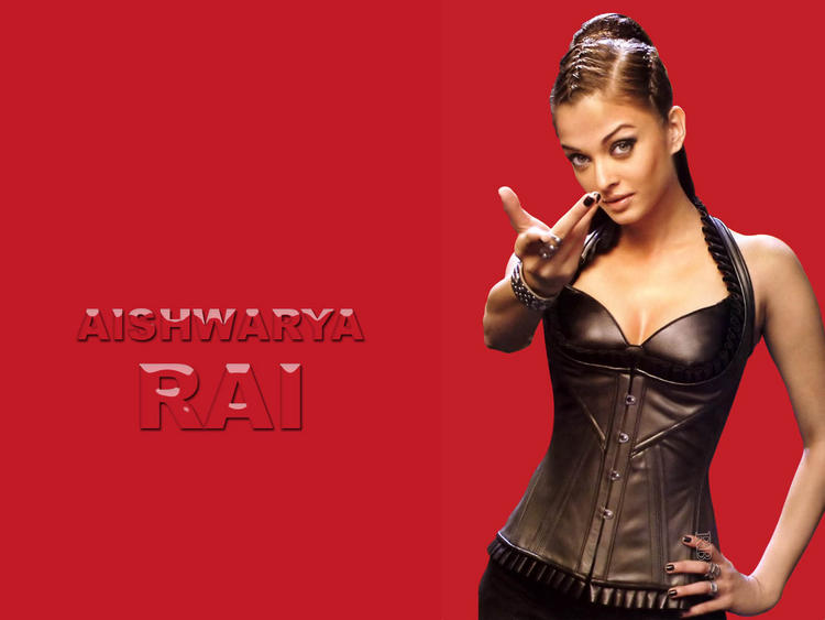 Aishwarya Rai Hottie Look Wallpaper